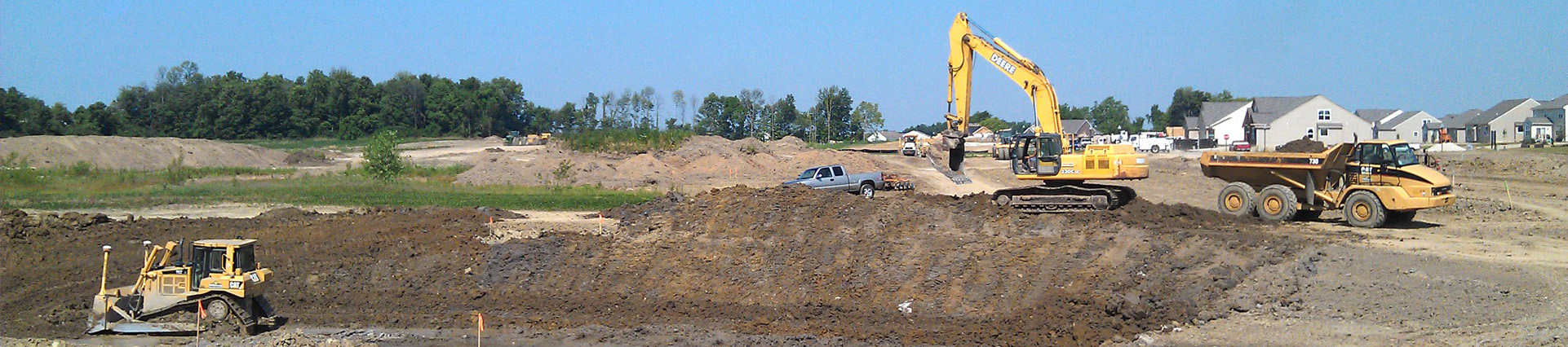 D&M Excavating, Inc., in the Dayton Ohio area